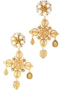 Клипсы Dolce & Gabbana