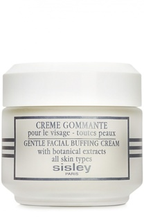 Крем для лица Gentle Facial Buffing Cream Sisley