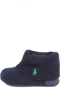 Туфли домашние Polo Ralph Lauren