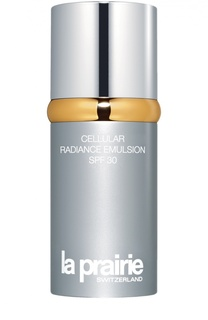 Эмульсия для лица и шеи Cellular Radiance Emulsion SPF 30 La Prairie
