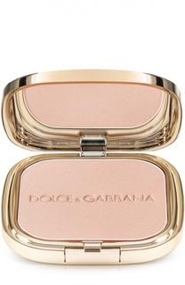 Пудра с эффектом сияния 4 Luna Dolce & Gabbana
