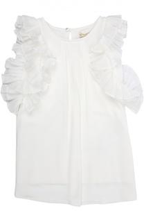 Платье джерси Monnalisa