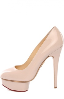 Лаковые туфли Dolly Charlotte Olympia