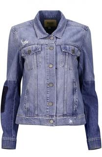 Джинсовая куртка Paige