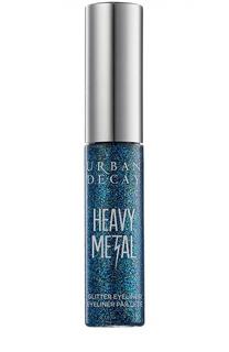 Подводка для глаз Heavy Metal Glitter Spandex Urban Decay