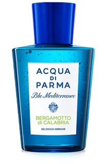 Гель для душа Blu Mediterraneo Bergamotto di Calabria Acqua di Parma