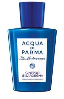 Лосьон для тела Blu Mediterraneo Ginepro Di Sardegna Acqua di Parma
