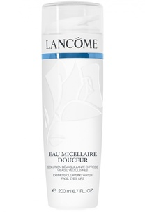 Мицеллярная вода для снятия макияжа Lancome