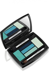 Палетка теней для век Hypnose Doll Eyes 5 Color Palette №3 Menthe Lancome