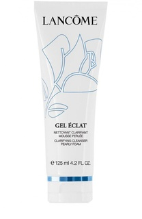 Гель для умывания Gel Eclat Pearly Foam Clarifying Cleanser Lancome