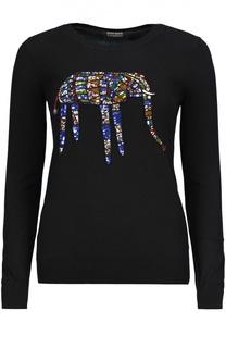 Вязаный свитер Markus Lupfer