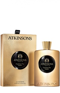Парфюмерная вода Oud Save The Queen Atkinsons