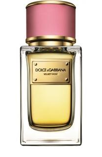 Парфюмерная вода Velvet Collection Rose Dolce & Gabbana