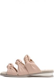 Шлепанцы с декорированными ремешками Stella McCartney