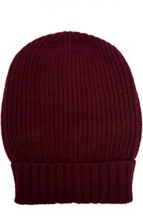Кашемировая шапка с отворотом Dolce & Gabbana