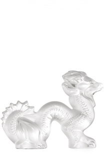 "Статуэтка Dragon ""Small Clear"" Lalique"