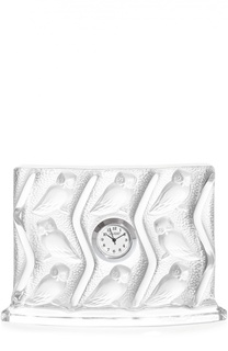 "Часы Hulotte ""Owl"" Lalique"