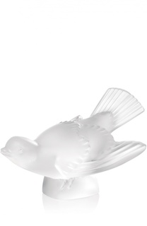 "Скульптура Sparrow ""Sparrow Wings Out"" Lalique"