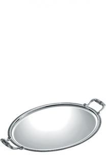 Поднос овальный Malmaison Christofle