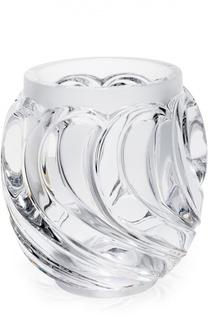 "Ваза Flamme ""Shiny"" Lalique"