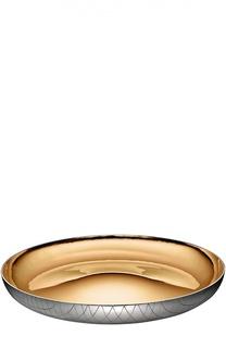 "Декоративная чаша для центра стола ""Silversmooth"" Christofle"