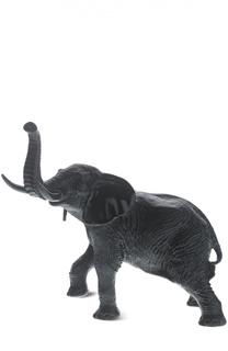"Скульптура Black and White ""Elephant"" Daum"