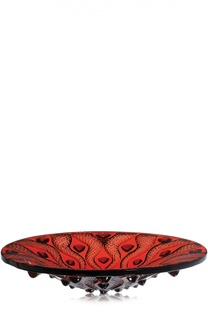 Ваза для фруктов Serpentine Lalique