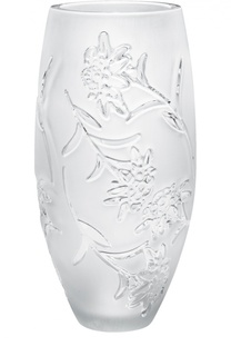 Ваза Edelweiss Lalique