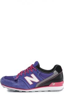 Замшевые кроссовки 996 Carnival New Balance