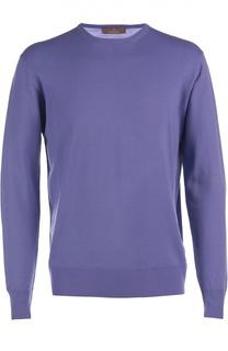 Вязаный пуловер Cruciani