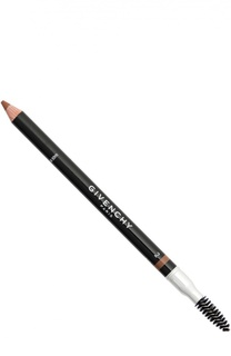Пудровый карандаш для бровей Eyebrow Show №02 Brown Show Givenchy