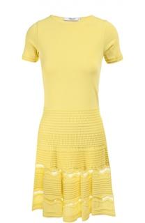 Вязаное платье Blugirl