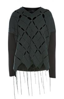 Пуловер джерси Proenza Schouler