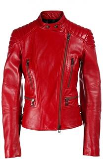 Кожаная куртка Belstaff