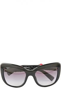 Солнцезащитные очки с футляром Dolce & Gabbana