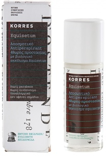 Дезодорант Antiperspirant With Fragrance Equisetum Korres