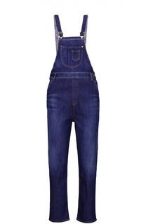 Джинсовый комбинезон Armani Jeans