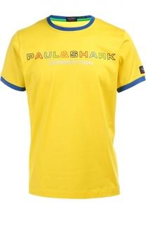 Футболка Paul&Shark Paul&Shark