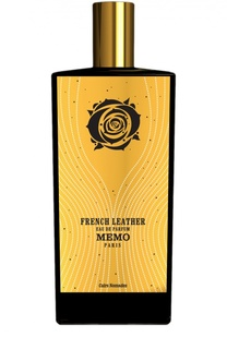 Парфюмерная вода-спрей French Leather Memo