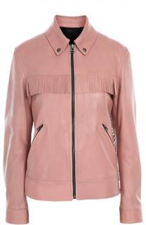 Кожаная куртка Tom Ford