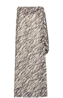Вечерняя юбка с поясом Gerard Darel