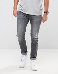 Серые облегающие джинсы Firetrap - Серый