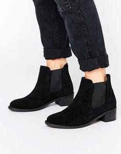 Ботинки челси Park Lane - Черный