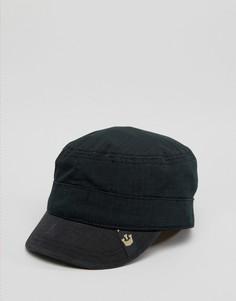 Черная кепка Goorin - Черный