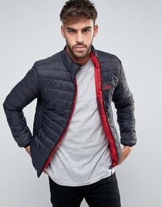 Дутая куртка Tokyo Laundry - Черный