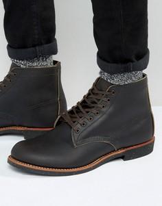 Кожаные ботинки Red Wing Merchant - Коричневый