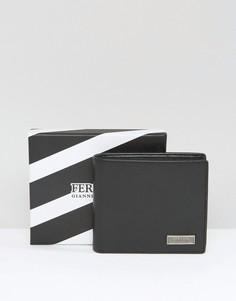 Кожаный бумажник Feraud - Черный