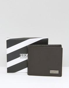 Кожаный бумажник Feraud - Коричневый