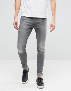 Зауженные джинсы Ringspun - Серый