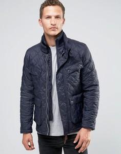Стеганая куртка Celio - Темно-синий